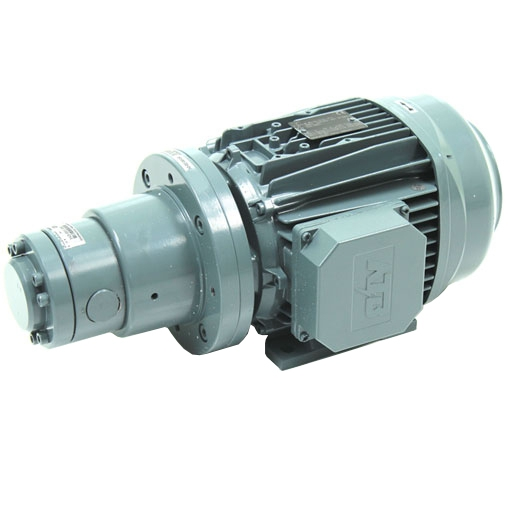 SKF Single circuit gear pump ZM12, ZM25 & series 143