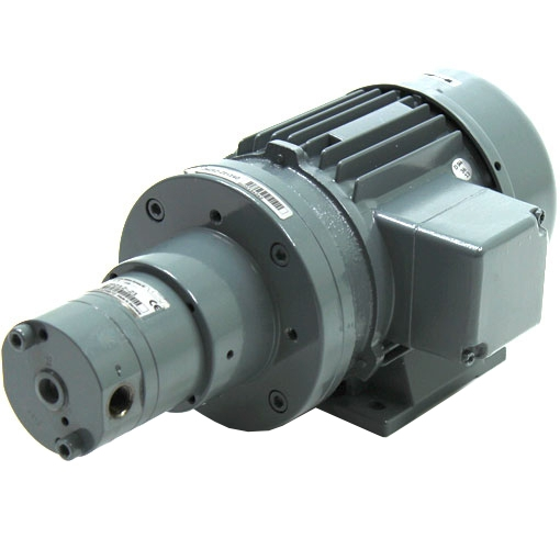 Vogel Double circuit gear pump ZM 212-31
