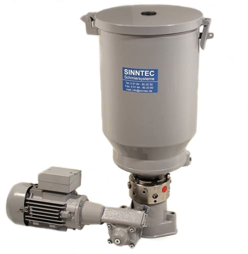 ATEX central lubrication pump FZ-A