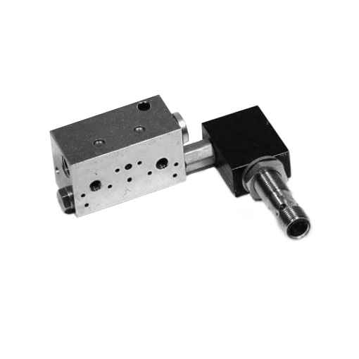 End element with proximity switch for MX-I