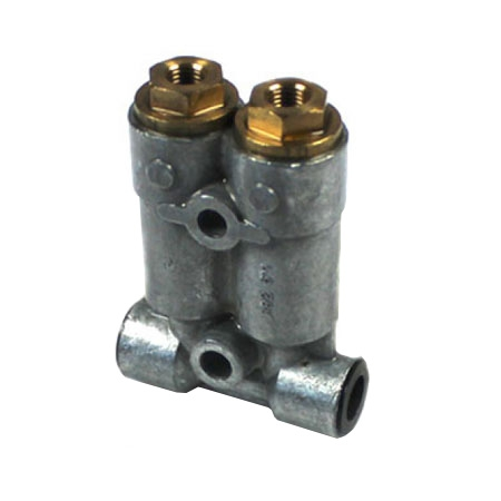 SKF piston distributor 392