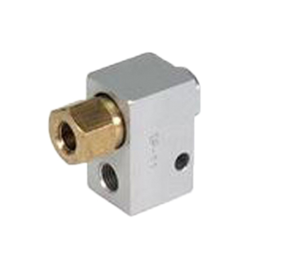 SKF Spray head - with check valve - for oil
