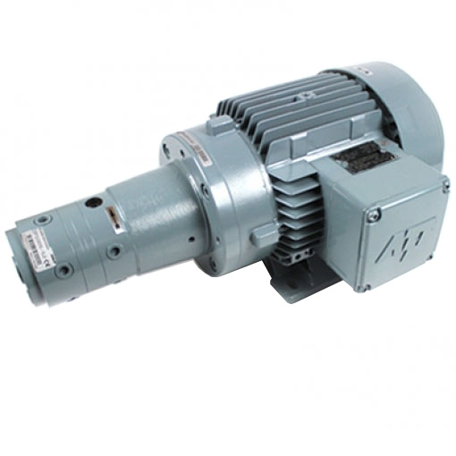 SKF Ten circuit gear pump ZM1005
