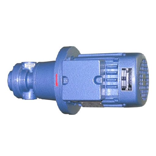 Single circuit gear pump
