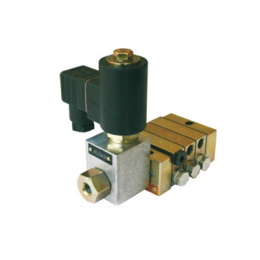 SKF 2/2 way magnetic valve for oil