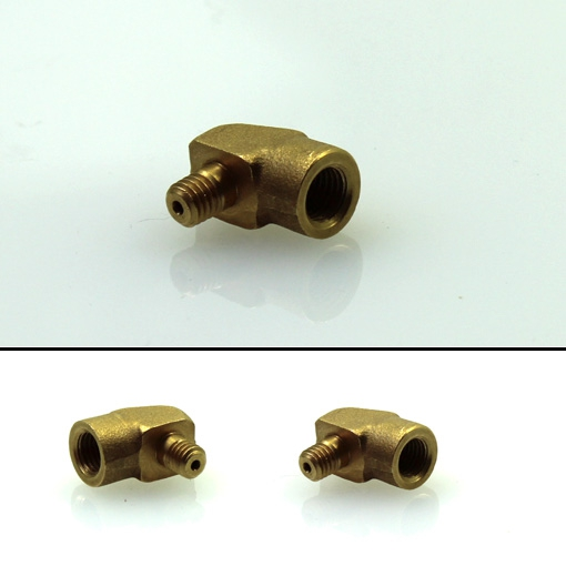 SKF Elbows made of brass