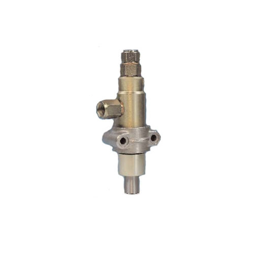 Piston pump - without relief valve - 0.1 ccm/stroke