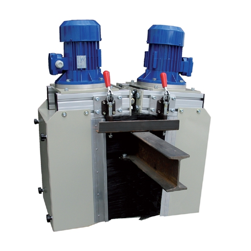 Compact unit - brush unit - 15 to 60°C
