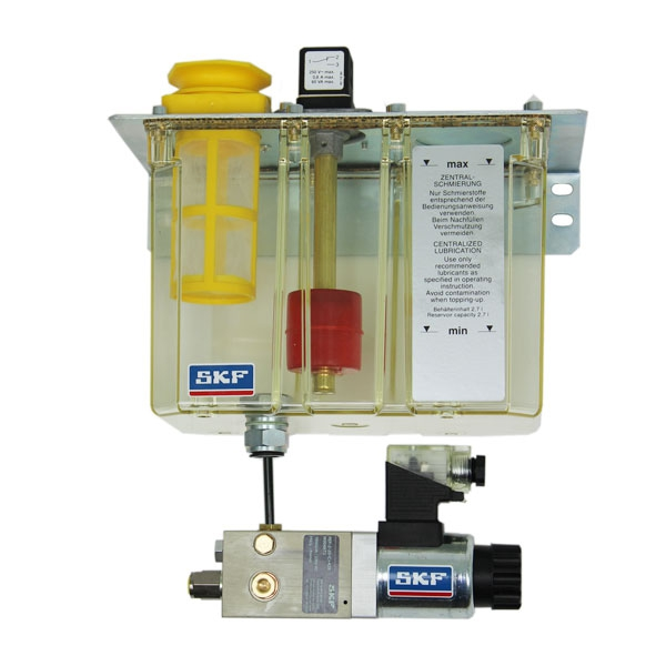 SKF Compact unit - electro-magnetic pump - with tank - 3 litre