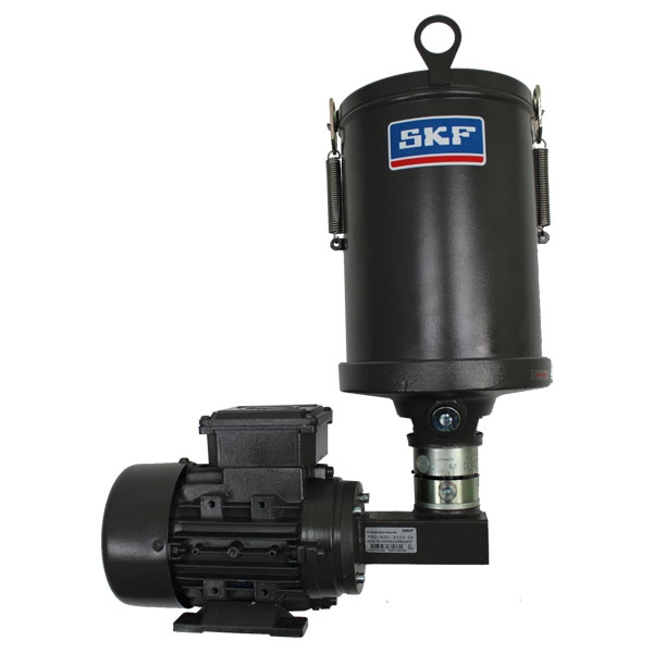 SKF MultiFlex radial piston pump - 230/400 V - with angular gear