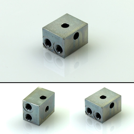 Vogel Bracketed connector Ø 4 mm