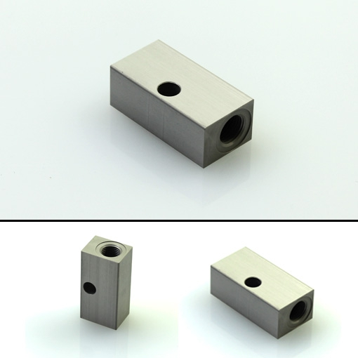 SKF Bracketed connector Ø6 mm + Ø8 mm
