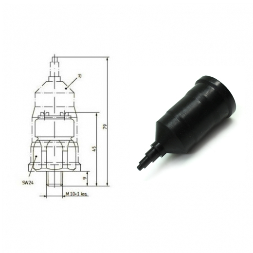 Vogel Protective cap for internal pressure switch