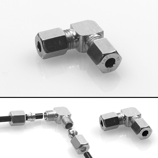 SKF Elbow connectors