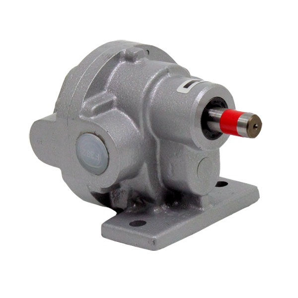 Gear pump without motor with flange