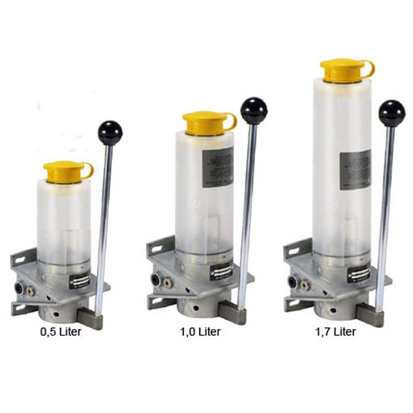 Hand Pumps Manual Lubrication Systems