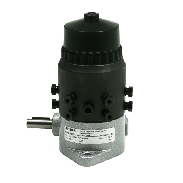 Oi lubrication pump PR-2260